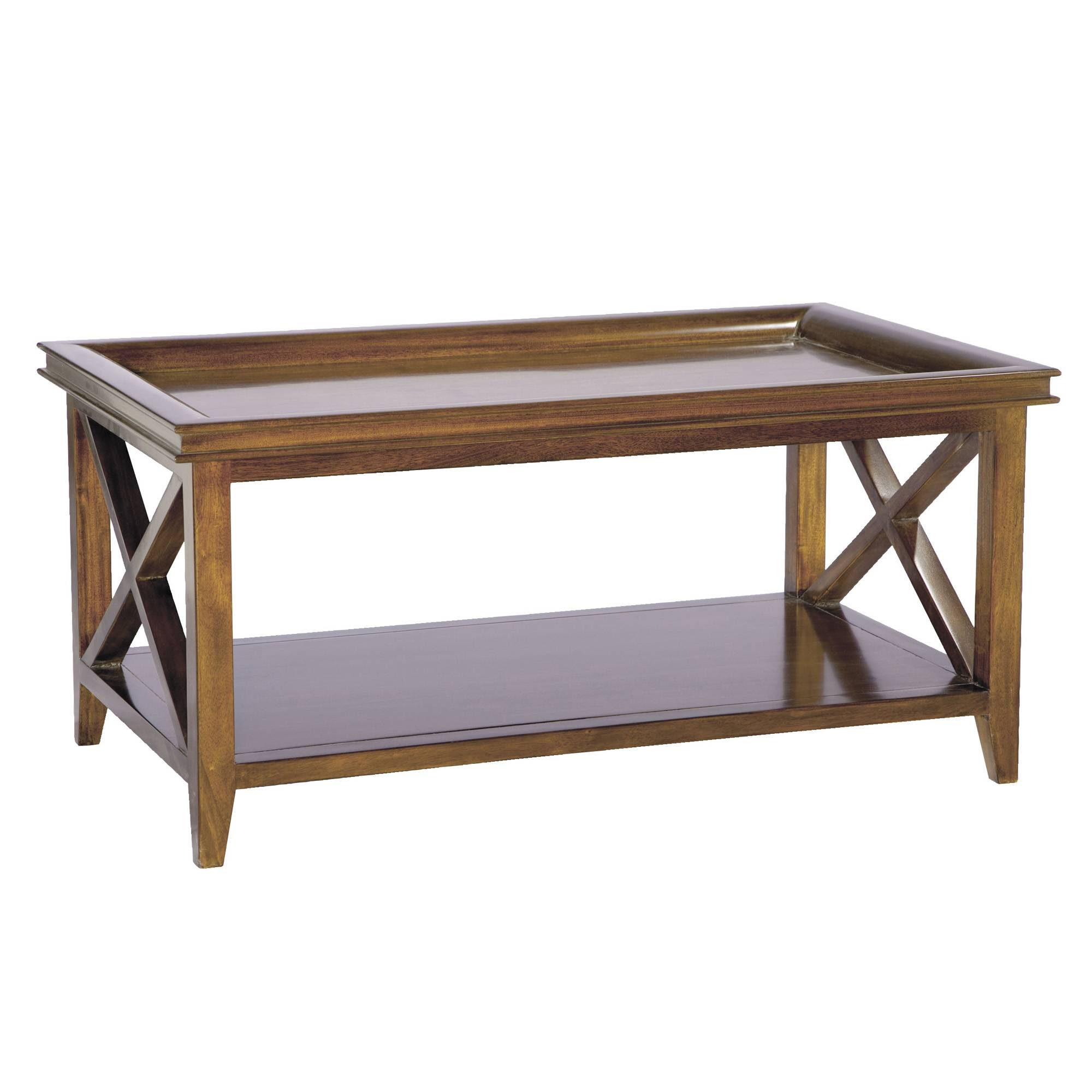 Oxford Mahogany Coffee Table Coffee Tables Meubles