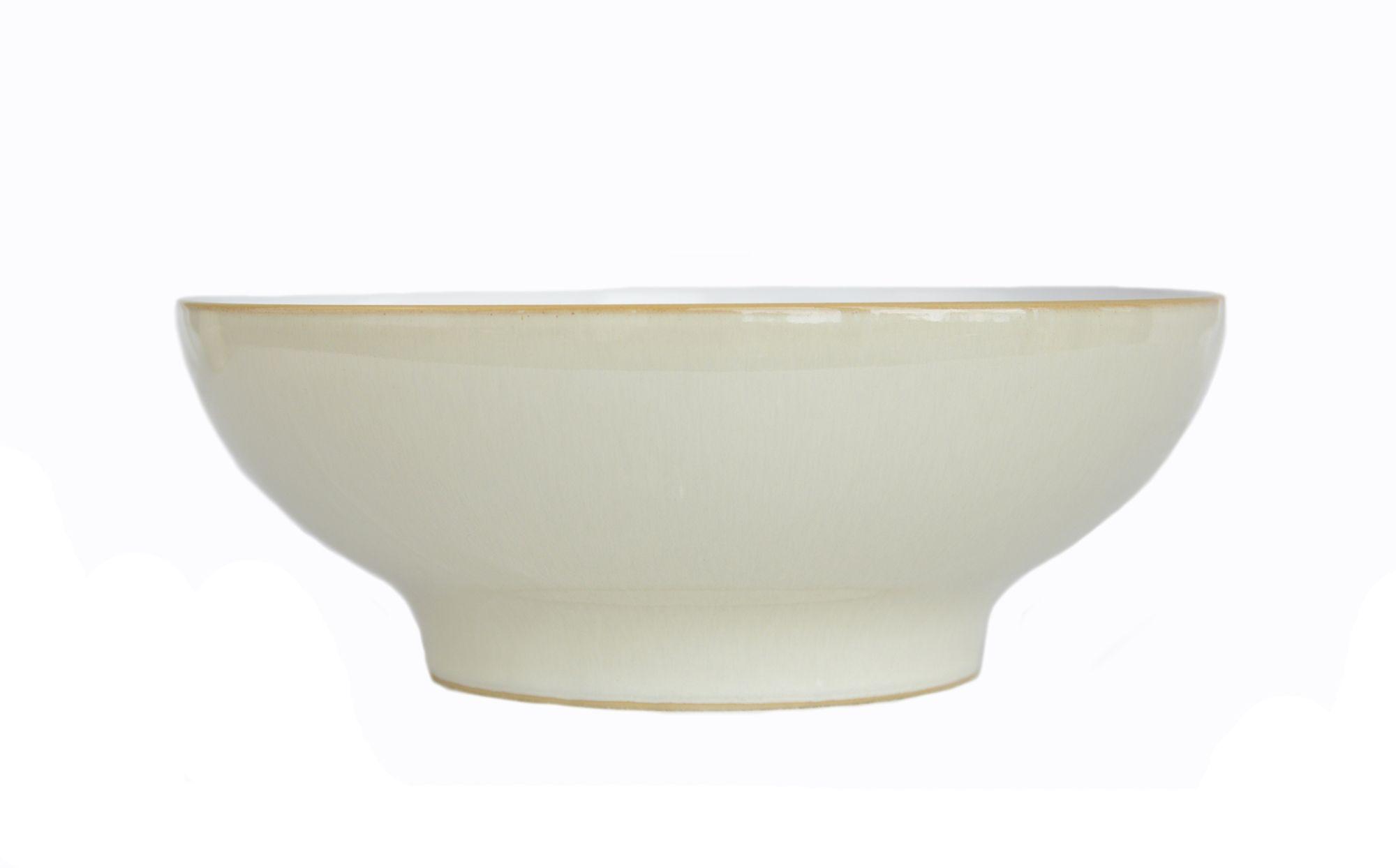 Denby Linen Medium Serving Bowl All Tableware Amp Dine