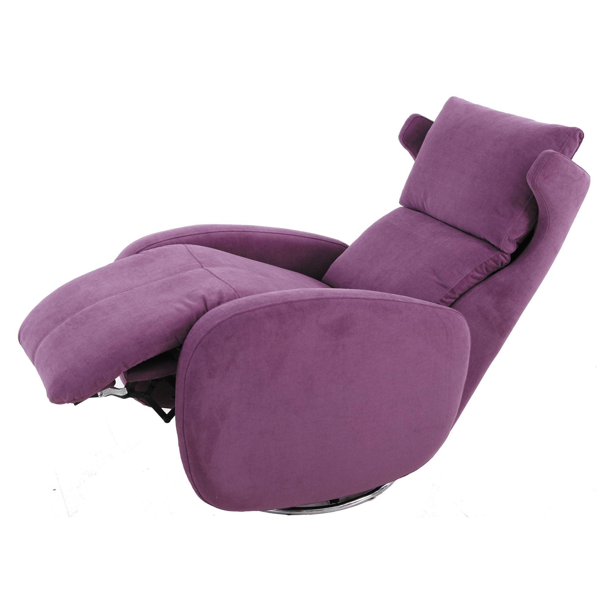 Fama Kim Manual Reclining Chair Fabric Series 6 Recliner
