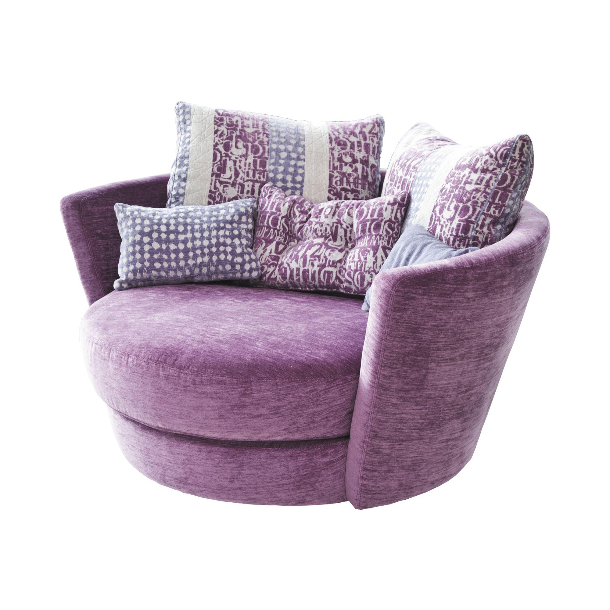 fama mynest swivel armchair fabric series 6 swivel chairs meubles. Black Bedroom Furniture Sets. Home Design Ideas