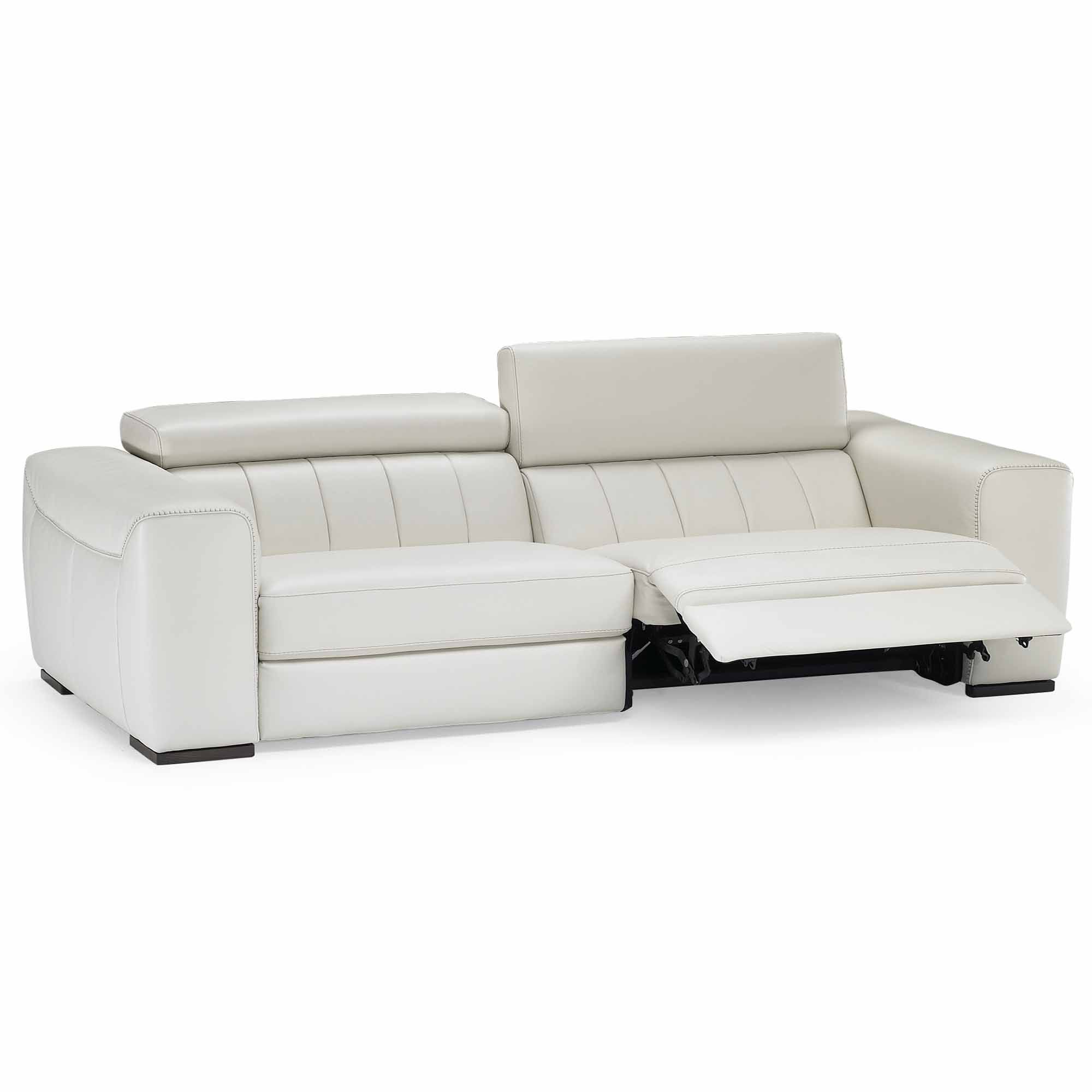 natuzzi editions zanotti 3 seater electric reclining sofa leather category 20 all sofa. Black Bedroom Furniture Sets. Home Design Ideas