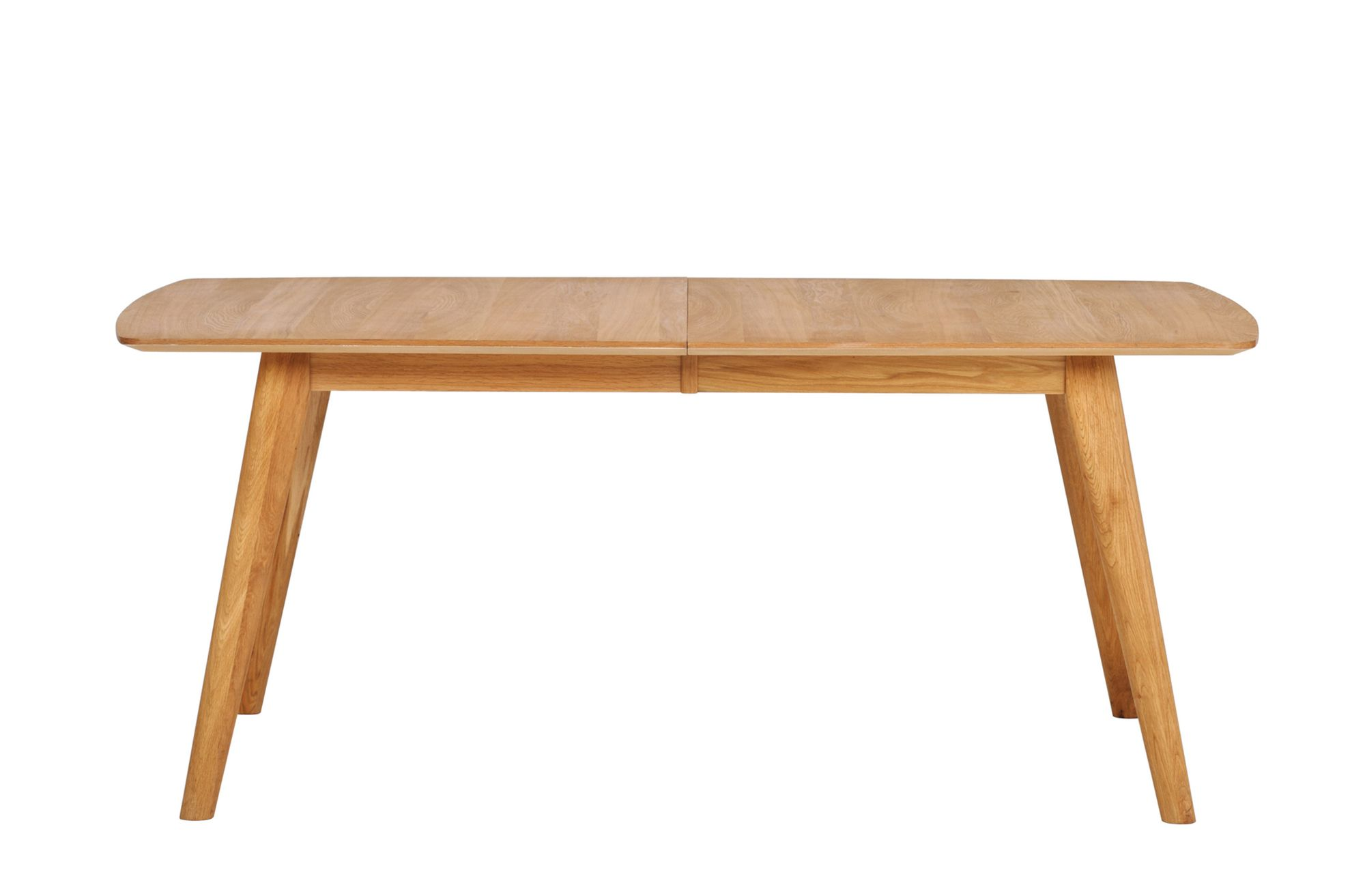 Bjorn Oak 6 10 Person Extending Dining Table All Dining