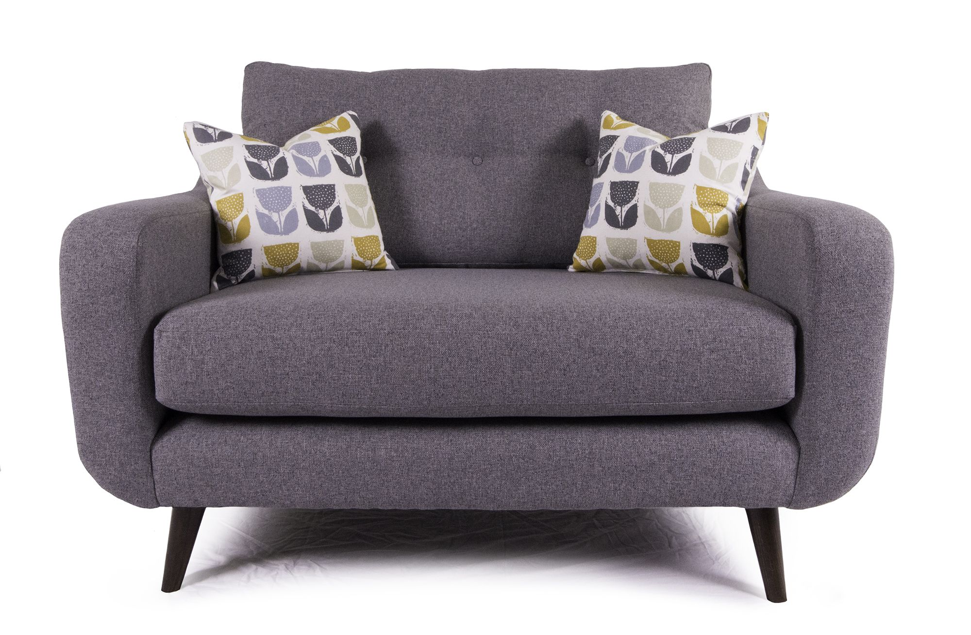 Whitemeadows Stavanger Snuggler Fabric A All Sofa Collections  # Meuble Tv Container