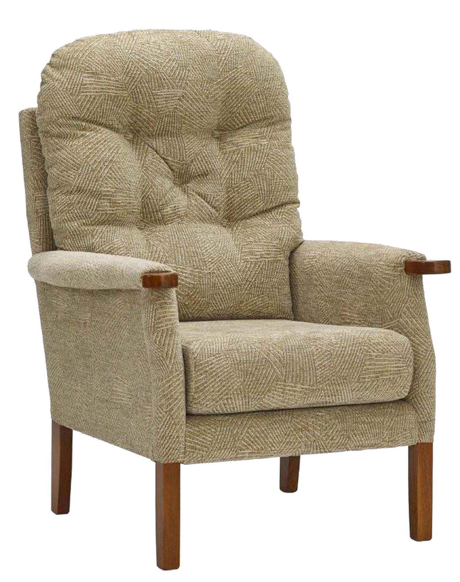 Cintique Eton Chair Fabric C All Living Furniture