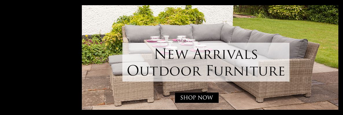 New Outdoor Furniture       In-Stock