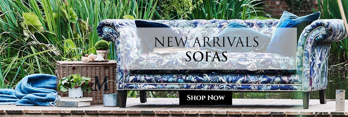 Stunning New Sofa Arrivals