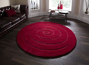 Spiral Rugs