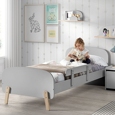 Vipack Kiddy Cool Grey