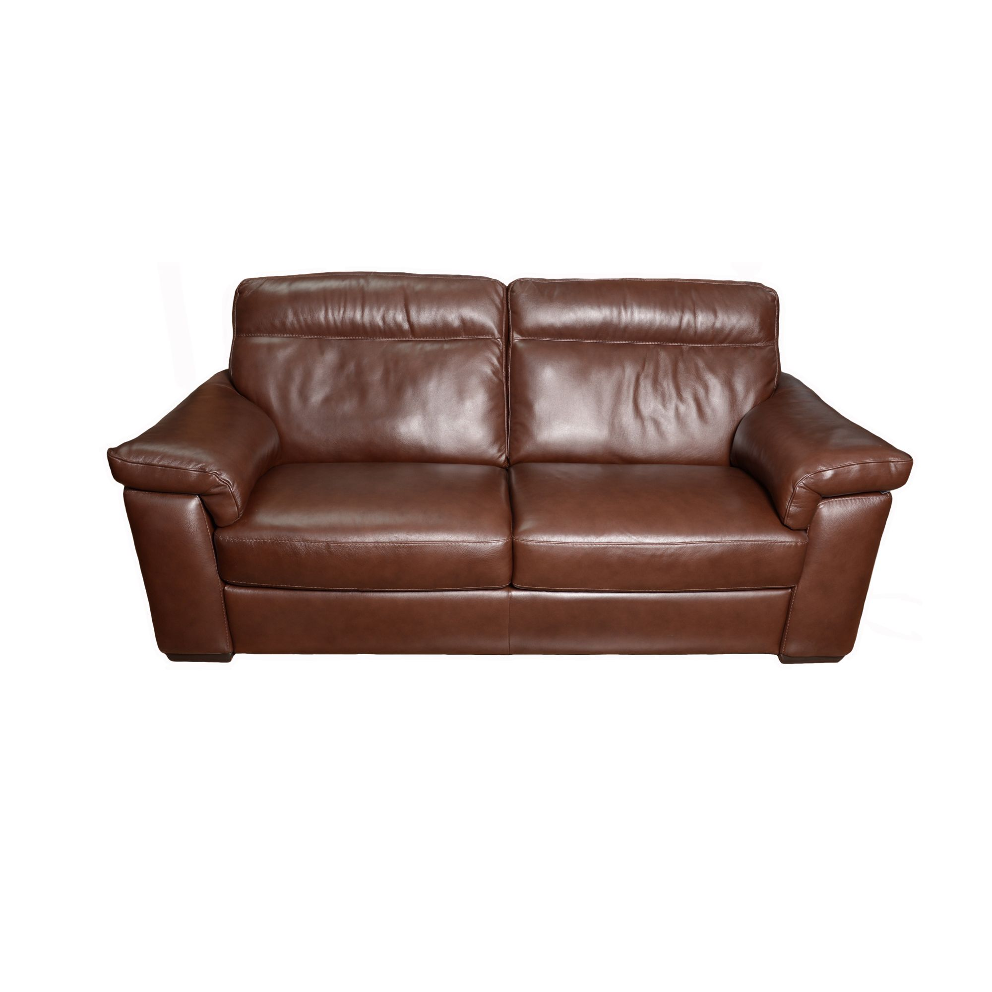 Natuzzi Editions Marcello 3 Seater Sofa Leather Category 10 All  # Meubles Cafe Kilkenny