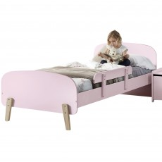 Vipack Kiddy Safety Rail Old Pink