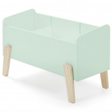 Vipack Kiddy Toy Box Mint Green