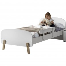 Vipack Kiddy Single (90cm) Bedstead White