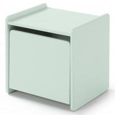 Vipack Kiddy Bedside Locker Mint Green