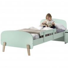 Vipack Kiddy Single (90cm) Bedstead Mint Green