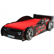 Vipack MRX Single (90cm) Car Bed Black