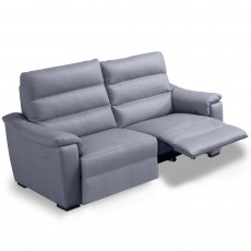 Egoitaliano Marina 2 Seater Sofa With 1 Electric Recliner LHF