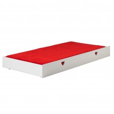 Vipack Amori Underbed Storage Drawer White