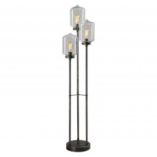 Mindy Brownes Collis Floor Lamp Black
