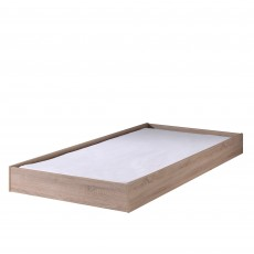 Vipack Aline Underbed Storage Drawer Light Oak