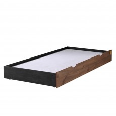 Vipack Alex Underbed Storage Drawer Pine & Black