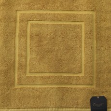 Christy Brixton Towel Yellow