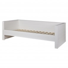 WOOOD Robin Single (90cm) Day Bed White