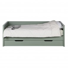 WOOOD Nikki Underbed Storage Drawer Green