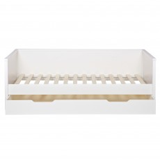 WOOOD Nikki Underbed Storage Drawer White