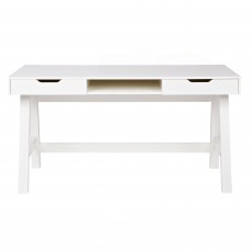 WOOOD Nikki Study Desk White