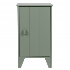 WOOOD Nikki Bedside Locker Green