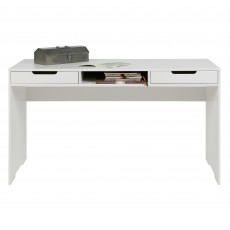 WOOOD Elon Desk White