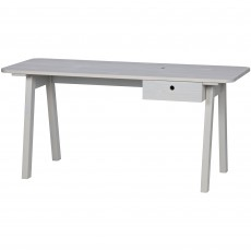 WOOOD Sammie Study Desk Warm Grey