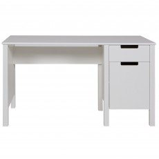 WOOOD Jade Study Desk White