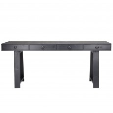 WOOOD Sidetable Console Table Black