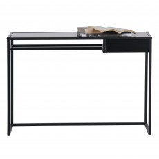 WOOOD Teun Desk Black