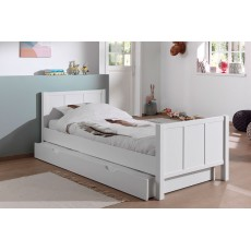 Vipack Stella Underbed Storage Drawer White