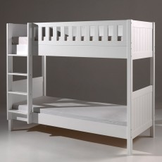 Vipack Lewis Bunk Bed White