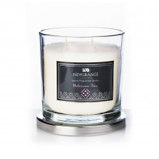 Newgrange Living Mediterranean Flower Luxury Scented Candle