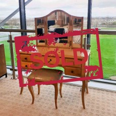 Ellie Dressing Table, Mirror & Stool WAS €959 NOW €599 (Available in Kilkenny)