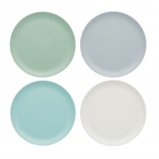 Kitchencraft Melamine Side Plates Set Of 4
