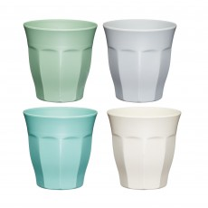 Kitchencraft Melamine Tumblers Set Of 4