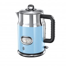 Russell Hobbs Retro 1.7L Kettle Blue