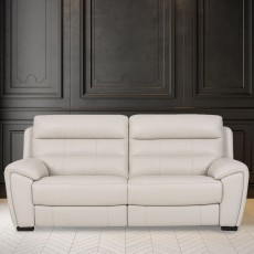 Strozzi 2 Seater Sofa Leather Category 25