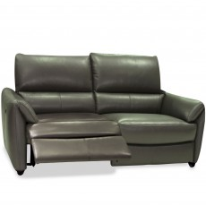 Specola 3 Seater Electric Reclining Sofa Leather Category 20