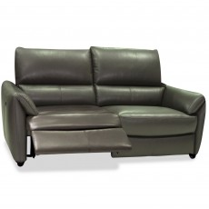 Specola 2 Seater Electric Reclining Sofa Leather Category 20