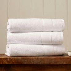 Christy Prism Towel White