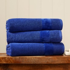 Christy Prism Hand Towel Blue