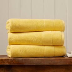 Christy Prism Hand Towel Yellow