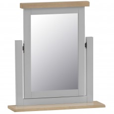 Tilly Vanity Mirror Grey