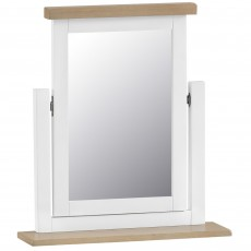 Tilly Vanity Mirror White